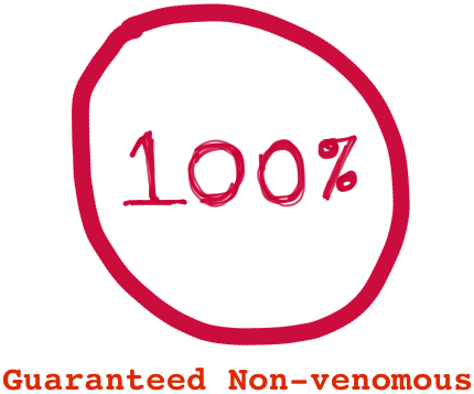 Code is 100% non-venonomous